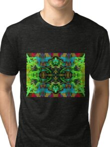 Art of New Years Day 2015 Tri-blend T-Shirt