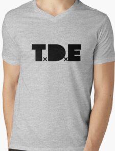 Top Dawg Entertainment Kendrick Lamar Mens V-Neck T-Shirt