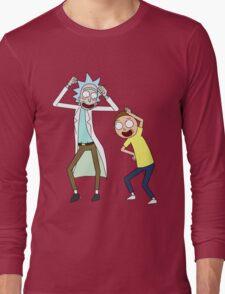 COME ON RICK n MORTY Long Sleeve T-Shirt