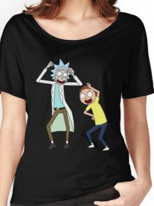 COME ON RICK n MORTY Women's Relaxed Fit T-Shirt