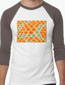 Snake Skin Men's Baseball ¾ T-Shirt