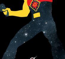 Flash Gordon - Movie Poster Sticker