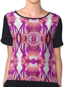 Art of New Years Day 2015 Chiffon Top