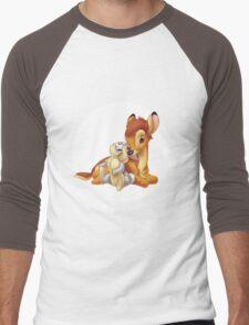 Bambi Men's Baseball ¾ T-Shirt