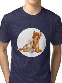 Bambi Tri-blend T-Shirt