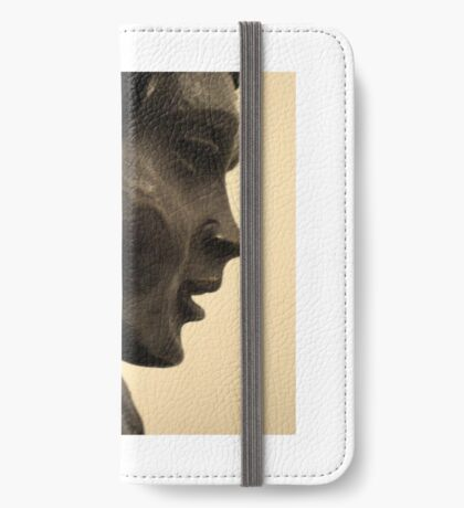 Bust iPhone Wallet/Case/Skin