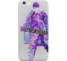 Shu Tsukiyama iPhone Case/Skin