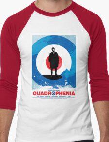 Quadrophenia - Movie Poster Men's Baseball ¾ T-Shirt