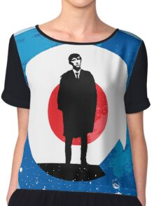 Quadrophenia - Movie Poster Chiffon Top