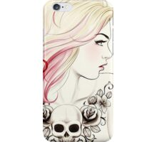 Forever Young And Sexy iPhone Case/Skin