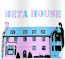 Beta House Poster