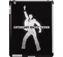 Saturday Night Fever - Movie Poster iPad Case/Skin