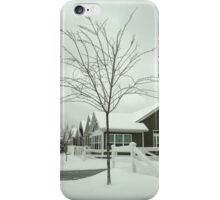 Hello Snow! iPhone Case/Skin