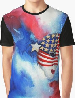 Let Freedom Shine Graphic T-Shirt
