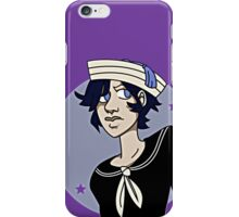 Sail the space in your head iPhone Case/Skin