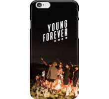BTS + FOREVER YOUNG #2 iPhone Case/Skin