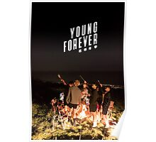 BTS + FOREVER YOUNG #2 Poster