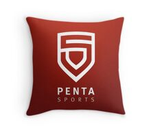 Penta E-Sports Team Throw Pillow