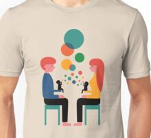 Soul Communication Unisex T-Shirt