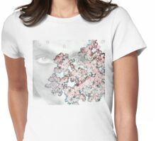 Le regard Womens Fitted T-Shirt