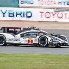 Porsche Team No 2 by Willie Jackson