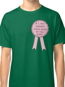 Most Awkward Human Being Classic T-Shirt