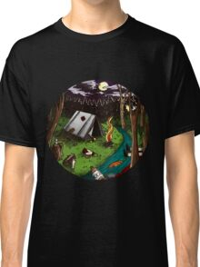 View from a tree Classic T-Shirt