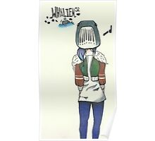 BTS - Whalien 52 - FanArt - PenAndPanda Poster