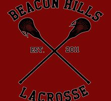 Beacon Hills Lacrosse by Samantha Lusher