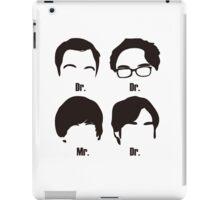 Big Bang Theory UnOfficial iPad Case/Skin
