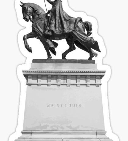 Saint Louis Sticker