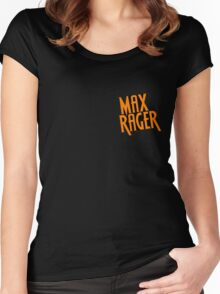 Max Rager  Women's Fitted Scoop T-Shirt