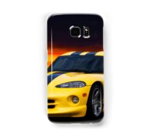 Dodge Competition Viper Samsung Galaxy Case/Skin