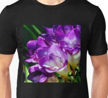 Royal Purple - The Prince Of Freesias Unisex T-Shirt