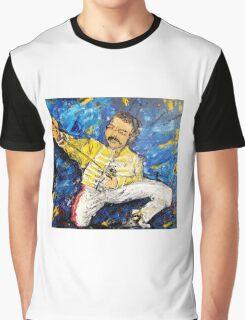 Here's Freddie Graphic T-Shirt