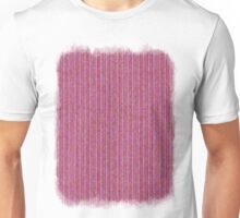 Pink Roses in Anzures 1 Knit 2 Unisex T-Shirt