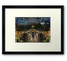 TH150 Framed Print