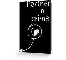 Life is strange Partner in crime Greeting Card