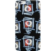 shapeshifter  iPhone Case/Skin