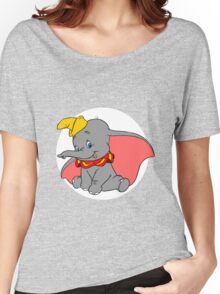 Dumbo Women's Relaxed Fit T-Shirt