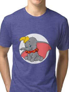 Dumbo Tri-blend T-Shirt