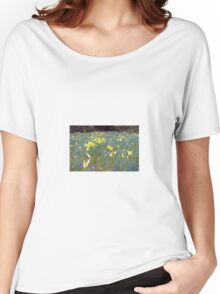 Beginning of Spring Women's Relaxed Fit T-Shirt