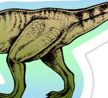 Trex for boys Sticker