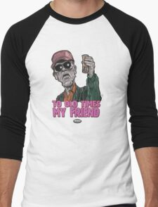 Lew Hayward Men's Baseball ¾ T-Shirt