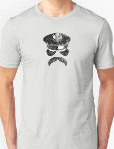 gay leather man t-shirt Unisex T-Shirt