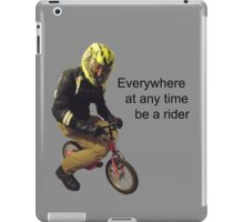 Cyclos iPad Case/Skin