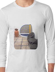 Waiting Room Long Sleeve T-Shirt
