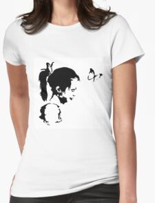 Little Sister Womens Fitted T-Shirt