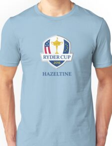 Ryder Cup 2016 Hazeltine (T-shirt, Phone Case & more) Unisex T-Shirt