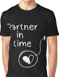 Partner in time Graphic T-Shirt